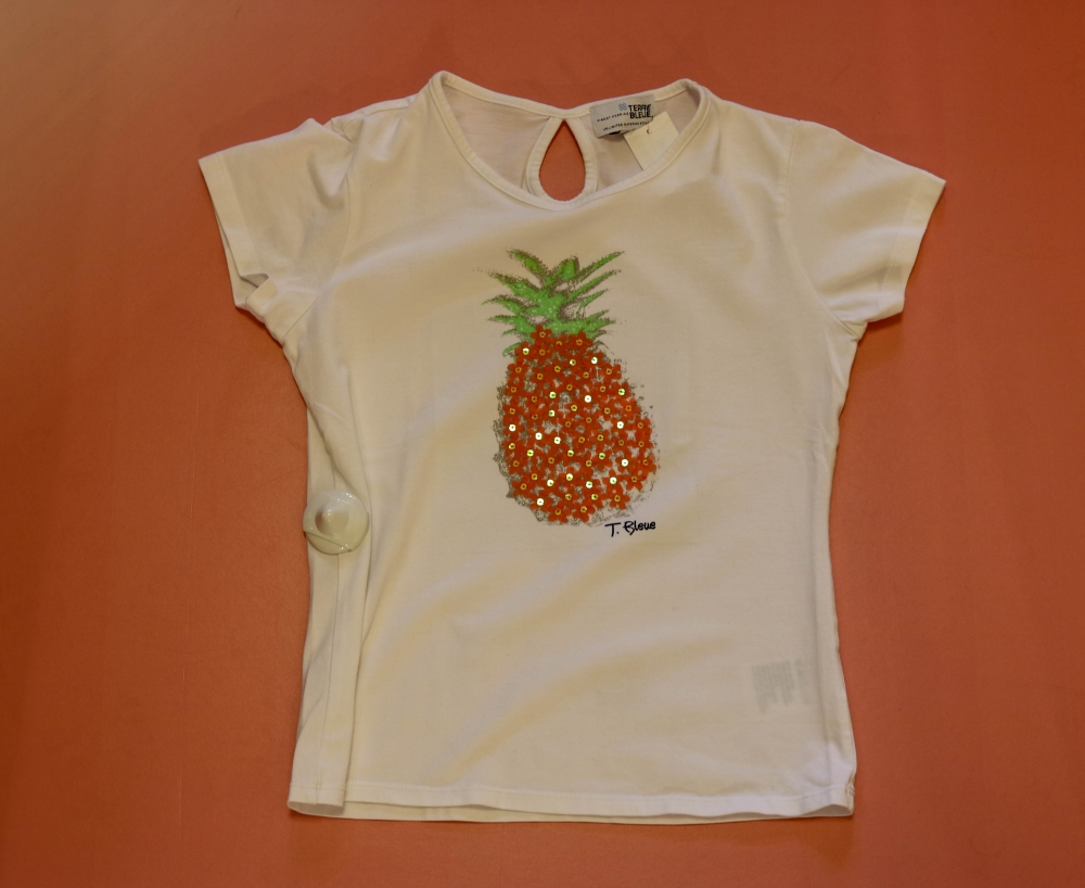 58b720ca86d3ac T-shirt ananas | Producten | Second Life