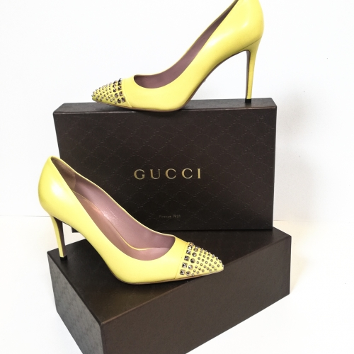 pumps studs GUCCI